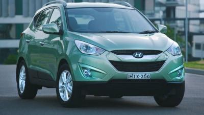 Hyundai ix35 Elite Review