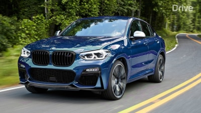 Coming Soon: BMW X4 M