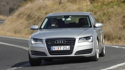 Audi A9 To Take On S-Class Coupe: Report