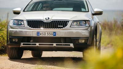 Skoda Octavia Scout: 2015 Price And Features For Australia