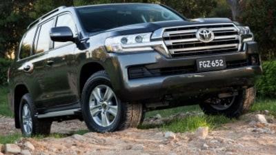 Toyota LandCruiser GXL Diesel new car review