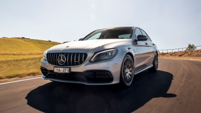 Mercedes-AMG C63 S 2019 new car review