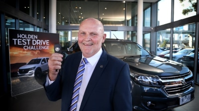 GM invests in Holden