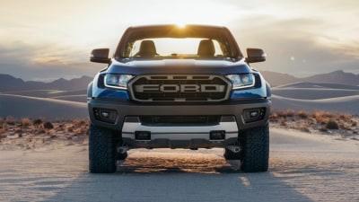 Petrol engine likely for US Ranger Raptor