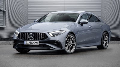 2022 Mercedes-AMG CLS 53 facelift unveiled, Australian launch due late 2021