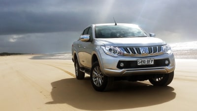 2015 Mitsubishi Triton Review: Stronger, Quieter, And Not Too Big