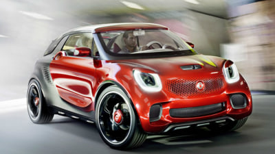 Smart Forstars Concept Previews Clever Future Styling