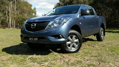 2015 Mazda BT-50 XT Dual-Cab 4x2 Automatic  Review - Better Looking, And With More Stuff