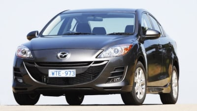 Mazda 3 Maxx Sport sedan