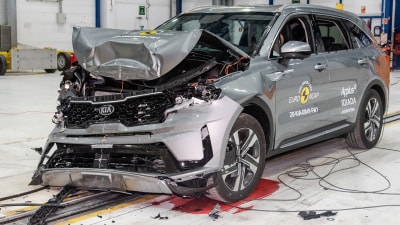 2021 Kia Sorento earns five-star ANCAP safety rating