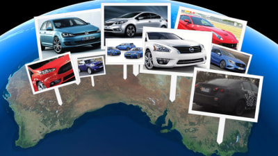 New Cars For Australia In 2013: Updated