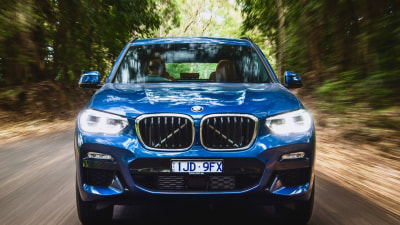 BMW X3 pricing and features