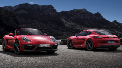 Updated Porsche Boxster And Cayman To Gain 718 Name And Turbo Four Engine