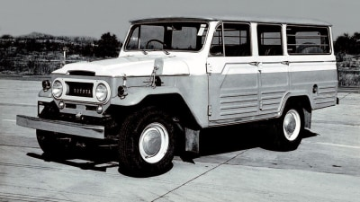 A history of the Toyota LandCruiser – by the numbers