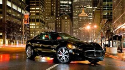 Maserati GranTurismo S arrives in New York