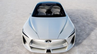 Infiniti Is Building An Electric Car