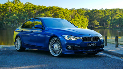 Alpina B3 S 2018 Sedan Review