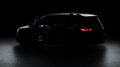 2020 Mercedes-Benz GLB teased