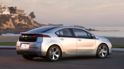 Updates Already A Part Of Chevrolet Volt Plan