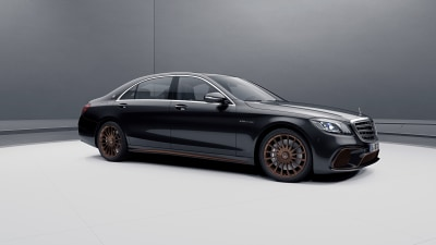 Mercedes-AMG S65 Final Edition unveiled