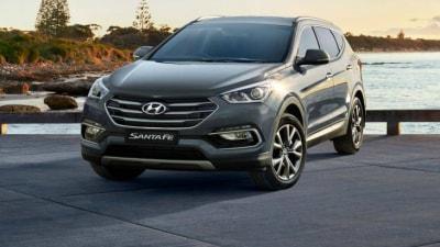 2017 Hyundai Santa Fe Active X - Santa Fe V6 Returns