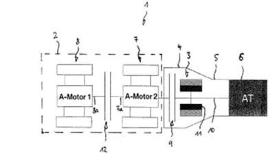 BMW 'Split Engine' Hybrid Design Revealed In Patent Application