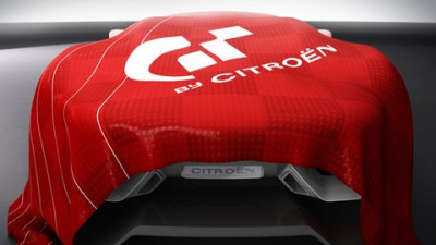 Citroen (Almost) Lifts Covers On GT Concept