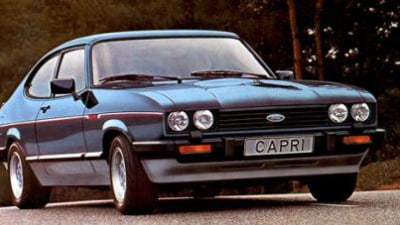 Ford wants to challenge the VW Scirocco with a new Capri