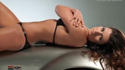 Lock The Door, Draw The Shades: Indy Car Champ Danica Patrick Swimsuit Spread