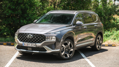 2021 Hyundai Santa Fe Elite review
