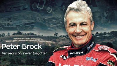 Peter Brock - Ten Years On From 8 September 2006