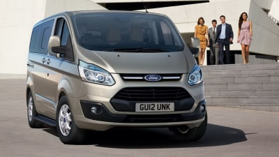 Ford Tourneo Custom Makes European Market Debut