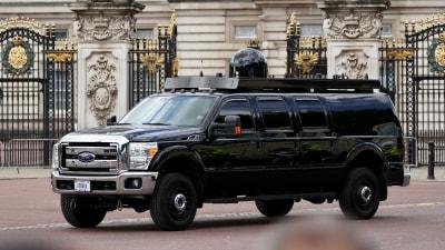 Roadrunner: The President's Mobile Command & Control Vehicle