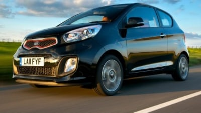 2015 Kia Picanto first drive review