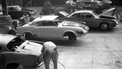 Australian Car Manufacturing - High Achievers, Orphans & Lost Souls. Part 2:  1946 - 1960