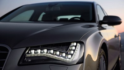 Audi's LED Tech Certified As Energy Efficient By EU