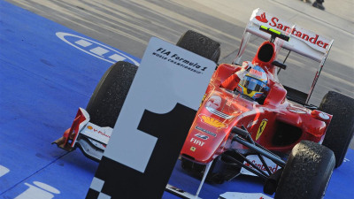 F1: Alonso Wins 2010 Formula 1 Bahrain Grand Prix