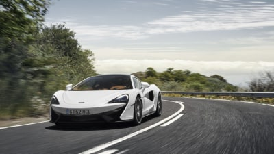 McLaren Updates Sports Series Line-Up