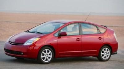 Toyota test plug-in Prius