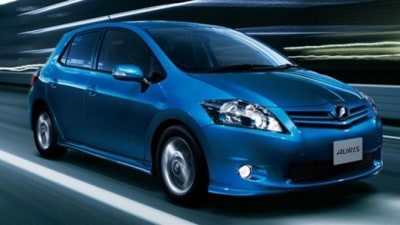 2010 Toyota Auris Previews Corolla Update, Available In Australia From December
