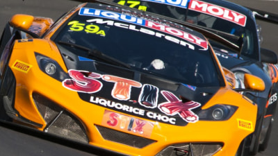 McLaren Trifecta Takes To The Track In Adelaide