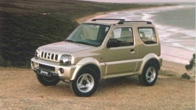 New Suzuki Jimny expected for Australia