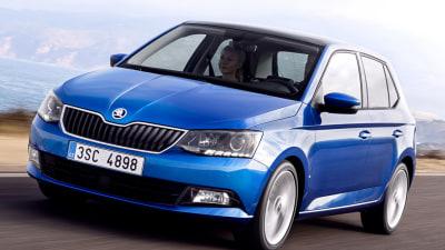 Skoda Fabia Declared A Euro NCAP 'Best Performer' In Safety Tests