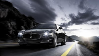 2009 Maserati Quattroporte Sport GT S On Sale In Australia