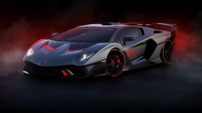 Lamborghini reveals SC18 road racer