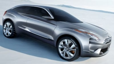 Citroen to Debut Hypnos Hybrid CUV Concept in Paris