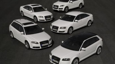 Audi to launch worlds cleanest diesels in 2008