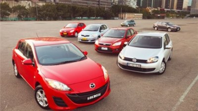 New Car Comparison: Subaru Impreza R
