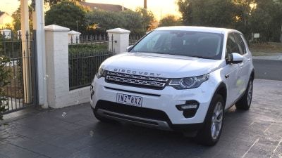 Rental Review: 2018 Land Rover Discovery Sport TD4 (110kW) HSE 5-Seat