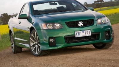 Holden VE Series II SSV Ute Review